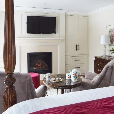 Rye Park Manor Bedroom