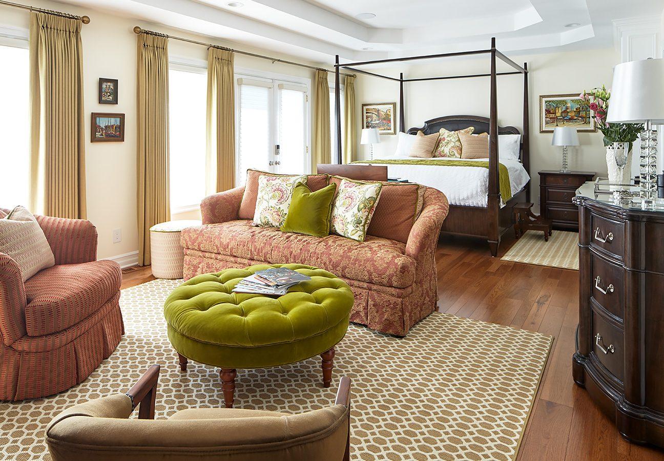 Rye Park Manor Emmerson bedroom
