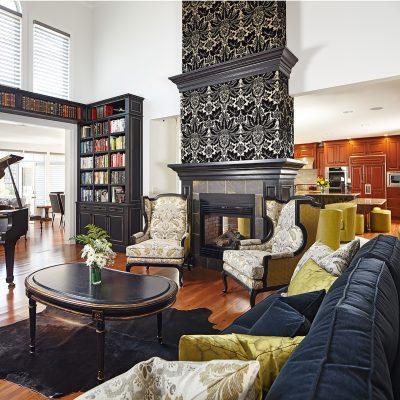 Rye Park Manor great room