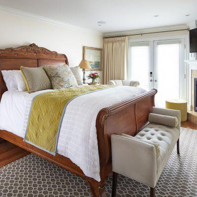 Rye Park Manor Lawrence bedroom